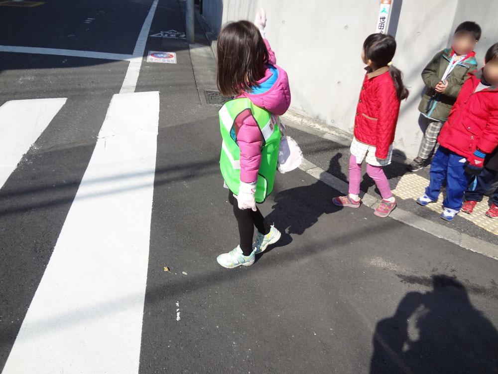交通安全体験学習